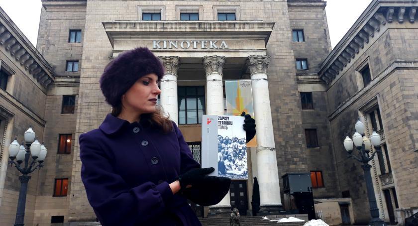 Ludzie PKiN, Emilia swojej pracy misji - zdjęcie, fotografia