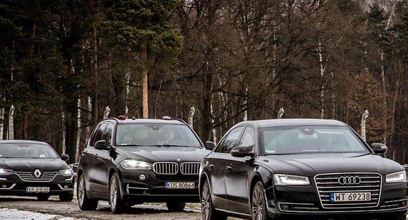 Wypadki, Wypadek udziałem rządowego Mandat kierowcy Służby Ochrony Państwa - zdjęcie, fotografia