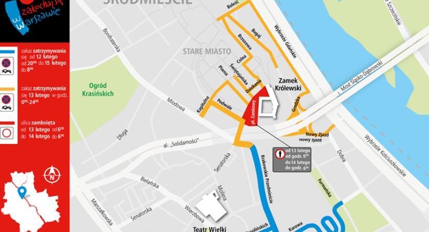 Ulice – place , Tydzień dużymi utrudnieniami Wiele wyłączonych parkowania - zdjęcie, fotografia