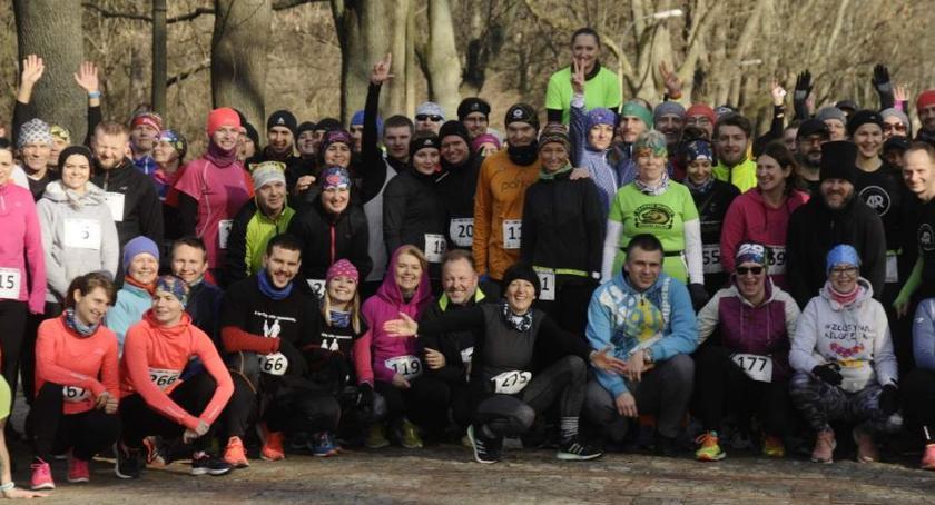 Biegi - maratony, ITAKI parku Skaryszewskim [ZDJĘCIA] - zdjęcie, fotografia