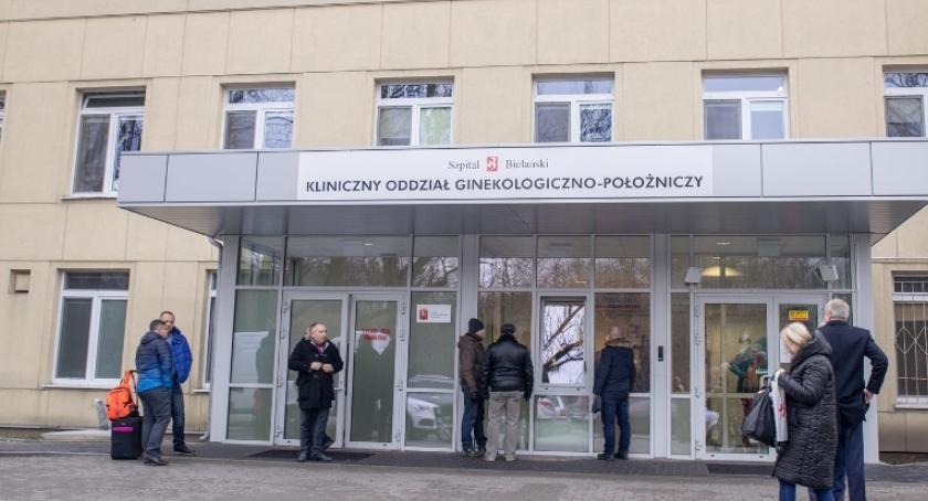 NEWS, oficjalnie oddział położniczy imienia Romualda Dębskiego - zdjęcie, fotografia