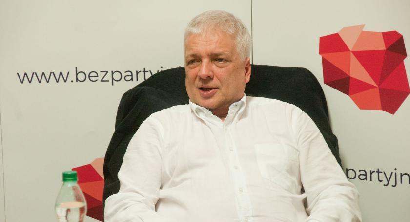 Polityka, Robert Gwiazdowski gościem Klubu gospodarczego - zdjęcie, fotografia