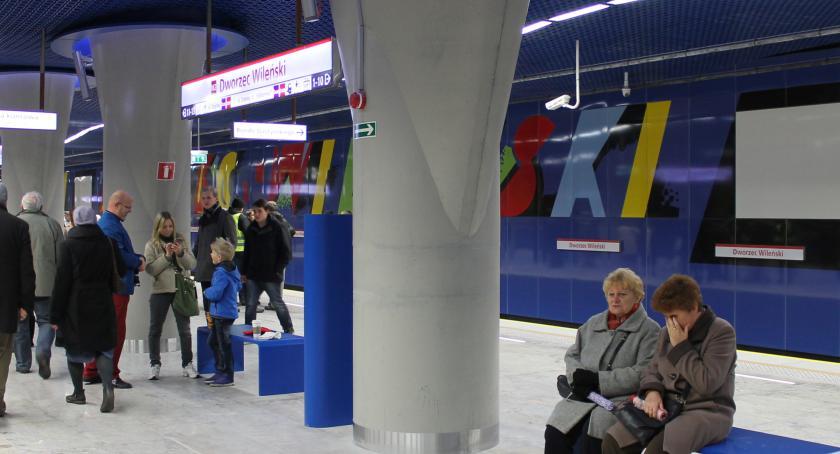 Bezpieczeństwo, Dramat Dworcu Wileńskim - zdjęcie, fotografia