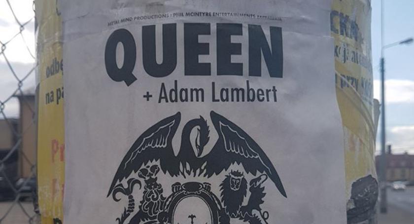 NEWS, Queen Lambert wystąpią Warszawą - zdjęcie, fotografia
