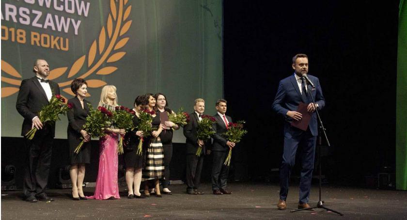 Imprezy, Wydarzenia, Mistrzów Sportu Warszawy [ZDJĘCIA] - zdjęcie, fotografia