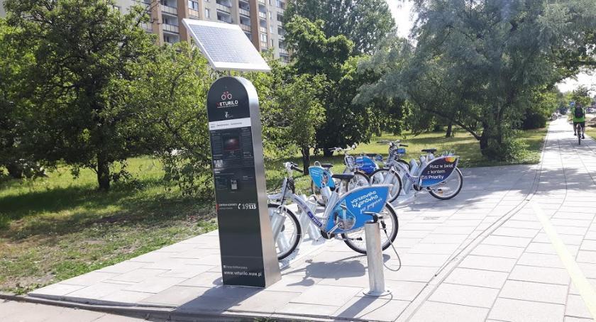 Rower, Idzie wiosna jadą rowery Veturilo! - zdjęcie, fotografia
