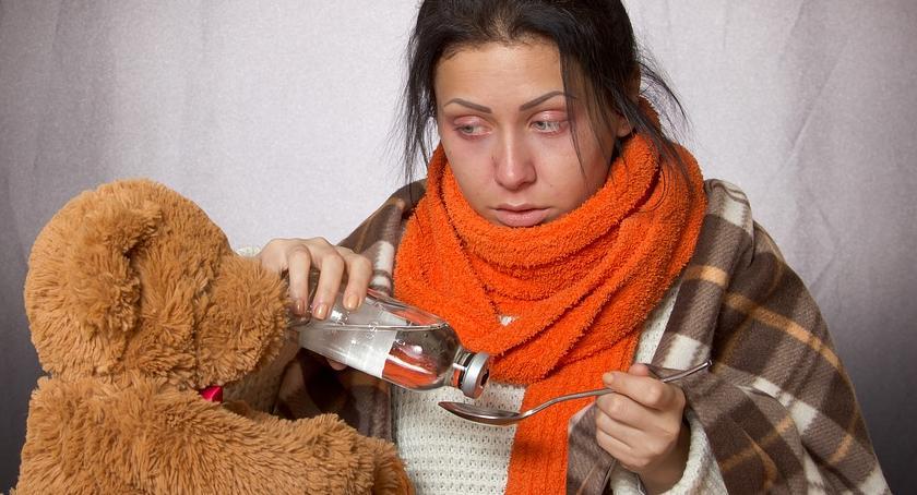 NEWS, Grypa atakuje zachorowań Mazowszu tylko lutym - zdjęcie, fotografia