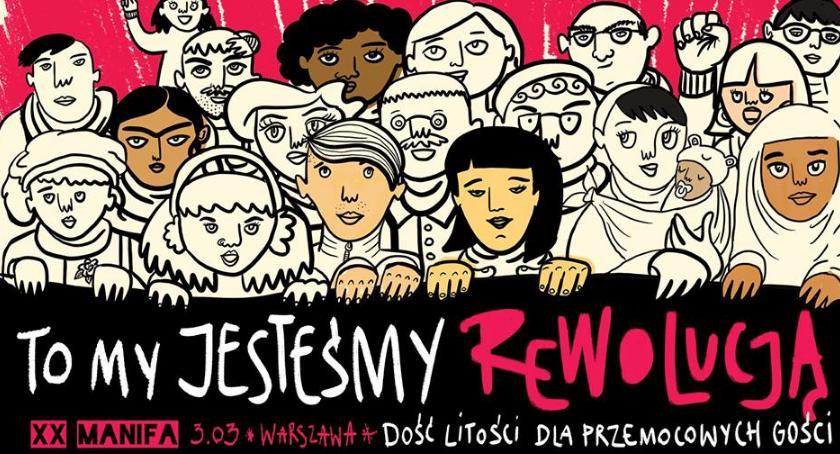 Protesty i manifestacje, Manifa niedzielę Będą utrudnienia - zdjęcie, fotografia