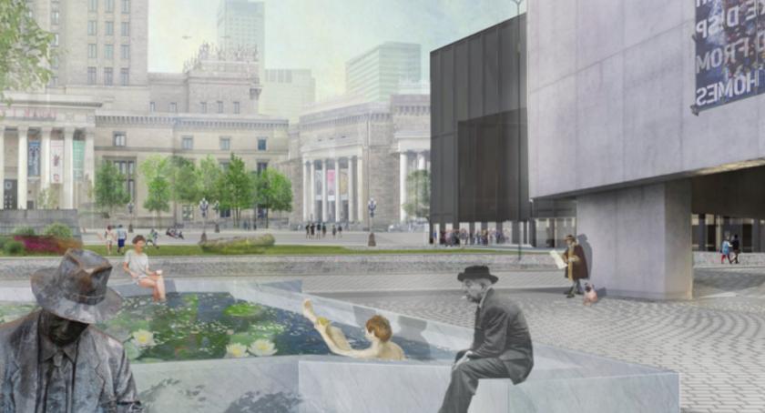 Ulice – place , tygodni dokumentację projektową placu Centralnego umowa - zdjęcie, fotografia