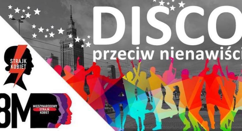 Protesty i manifestacje, Największy parkiet Warszawie Rondo Dmowskiego! Jutro Centrum będzie zablokowane - zdjęcie, fotografia