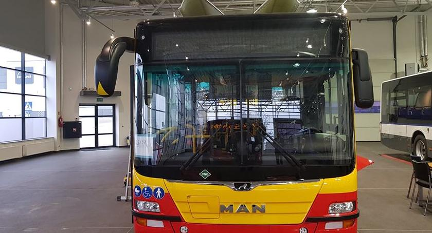 Autobusy, Nazywam Gazowy Niedługo pojawię ulicach Warszawy [ZDJĘCIA] - zdjęcie, fotografia
