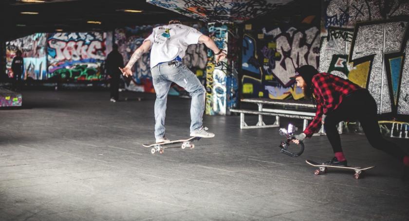 Inwestycje, Szaber Skatepark będzie odbudowany - zdjęcie, fotografia