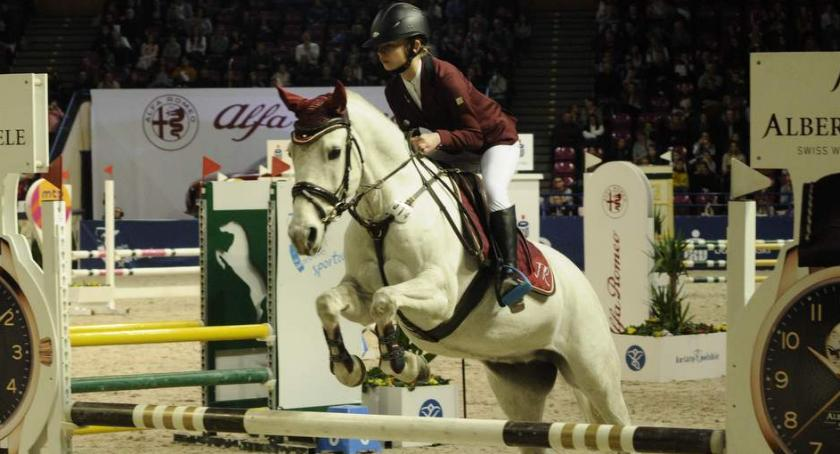 Sport, CAVALIADA Future Zobaczcie fotorelacje rywalizacji najmłodszych uczestników - zdjęcie, fotografia