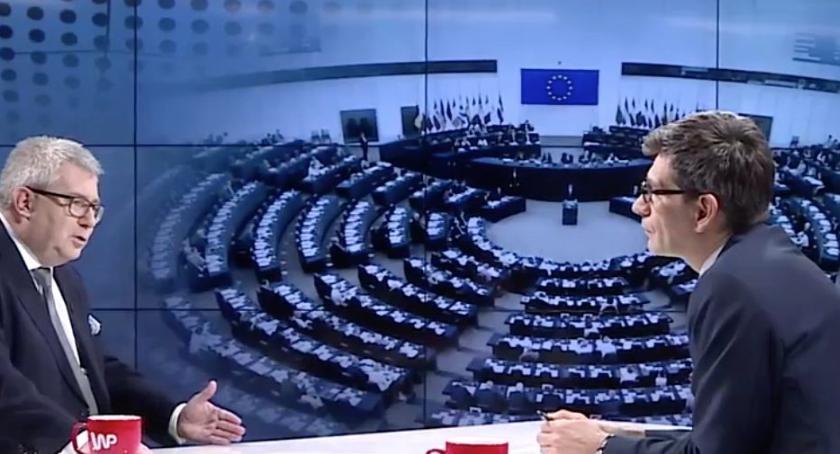 Ryszard Czarnecki skomentował listy kandydatów PiS do Europarlamentu