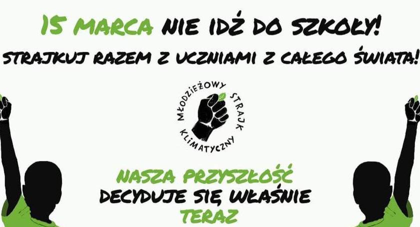 Protesty i manifestacje, Jutro strajk uczniów pikieta centrum Warszawy - zdjęcie, fotografia