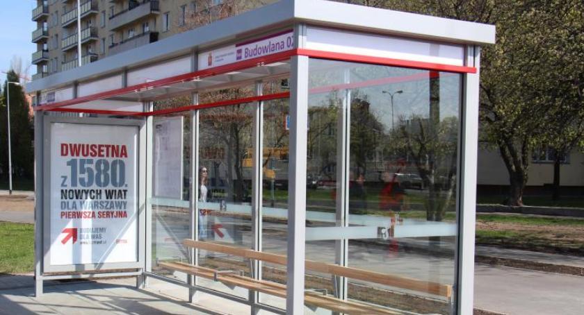 Transport publiczny - komunikacja, Przystanki parkingi czyli remontowo inwestycyjny - zdjęcie, fotografia