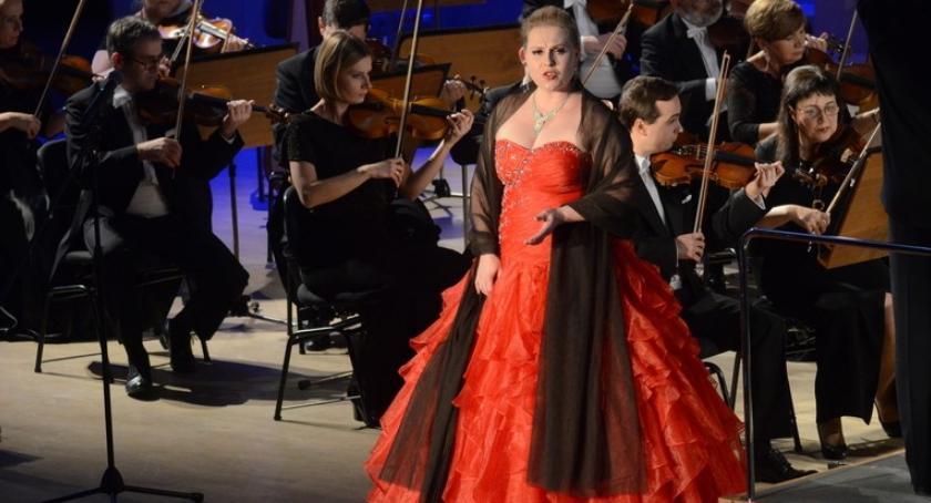 Koncerty - muzyka - płyty , Koncert Katarzyny Dondalskiej wirtuozki sopranukoloraturowego Filharmonia Narodowa - zdjęcie, fotografia