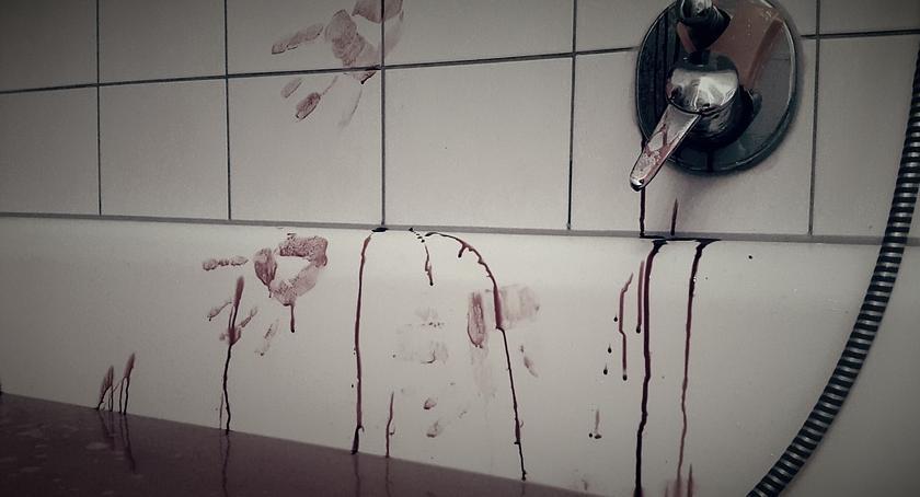Zabójstwa, Uderzał nożem tłuczkiem mięsa Chciał zabić - zdjęcie, fotografia