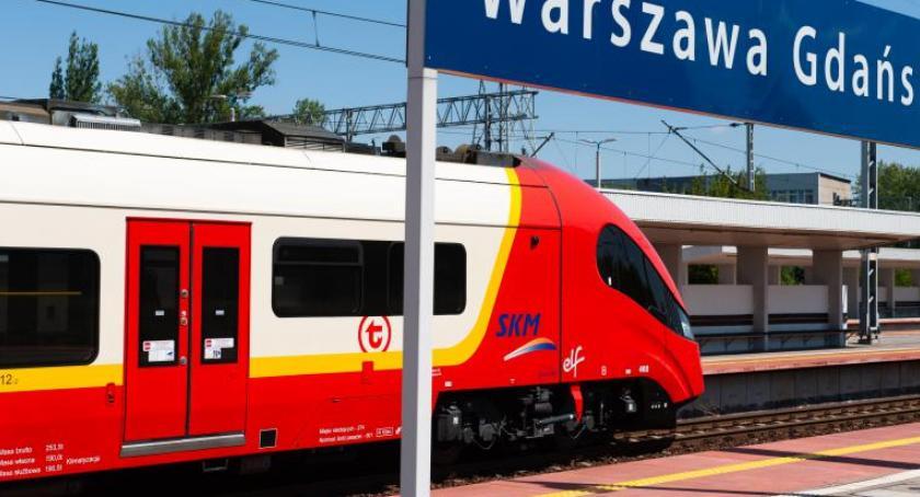 Koleje Mazowieckie, dzisiaj zmiany kursowaniu pociągów Legionowa! - zdjęcie, fotografia