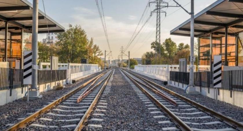 Modernizacja linii obwodwej w Warszawie