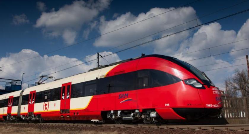 Koleje Mazowieckie, Kolejne zmiany linii Legionowa - zdjęcie, fotografia
