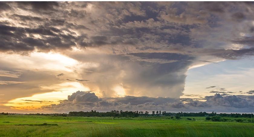 Prognoza pogody, piękna sobota dalej pogodą - zdjęcie, fotografia