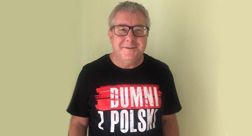 Publikacje - książki - felietony, Dumni Polski - zdjęcie, fotografia