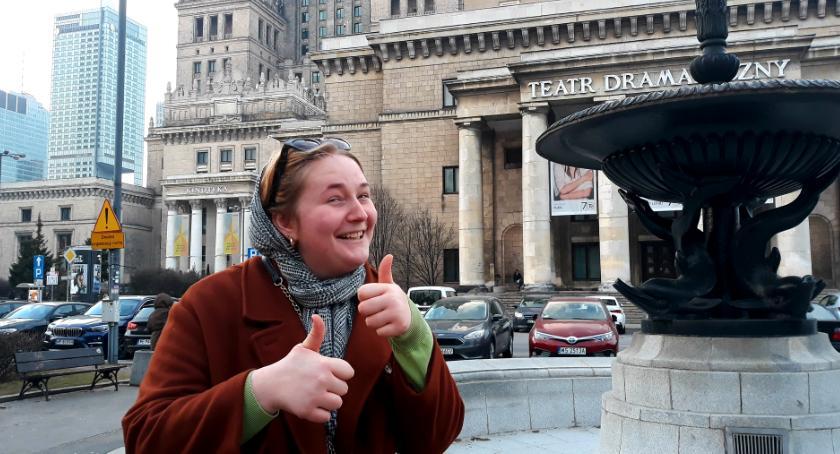 Ludzie PKiN, Przedstawiamy Zuzannę - zdjęcie, fotografia