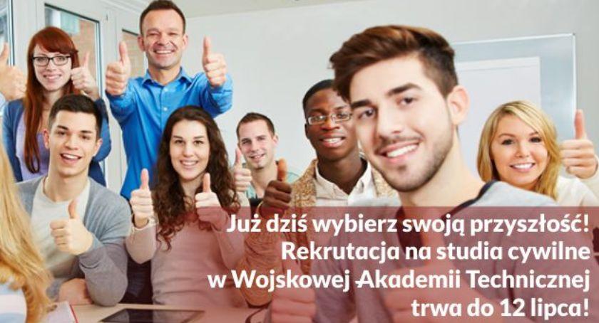 Kierunki studiów cywilnych WAT