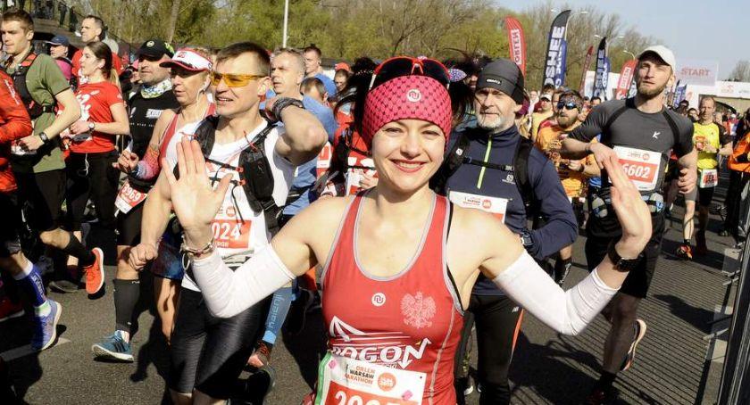 Biegi - maratony, ORLEN Warsaw Marathon [ZDJĘCIA WYNIKI] - zdjęcie, fotografia