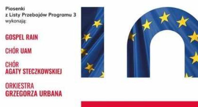 Imprezy, Wydarzenia, Chórem Europą! początkiem maja! - zdjęcie, fotografia