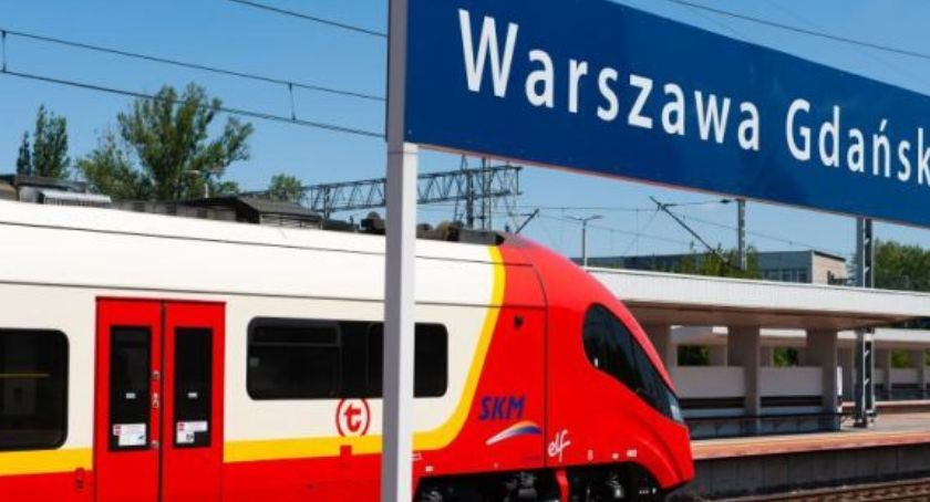 Transport publiczny - komunikacja, Będzie modernizacja torów zmienią rozkłady pociągów - zdjęcie, fotografia