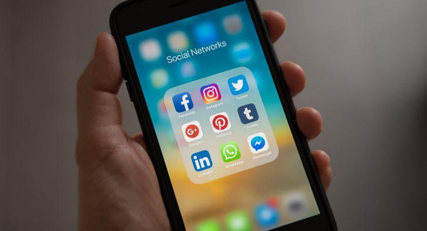 Technologia, jakich serwisów społecznościowych korzystają Polacy - zdjęcie, fotografia