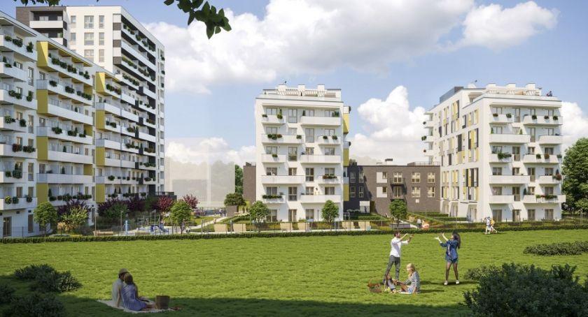 Inwestycje, Komfortowe mieszkania blisko parków poznaj osiedle - zdjęcie, fotografia