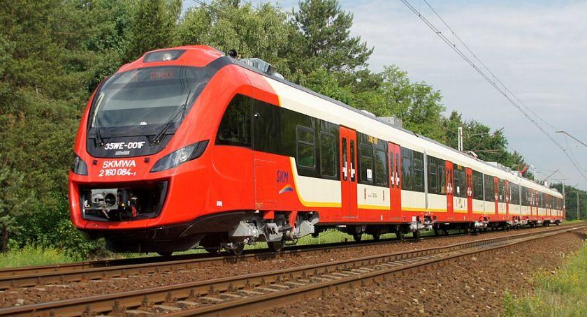 Koleje Mazowieckie, będzie linia - zdjęcie, fotografia