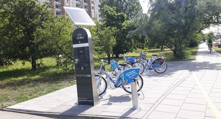 Rower, Coraz częściej wypożyczamy rowery Veturilo Wzrost - zdjęcie, fotografia