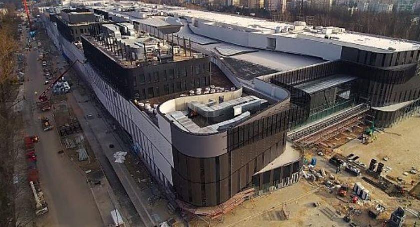 Inwestycje, Otwarcie Galerii Młociny niedługo! - zdjęcie, fotografia