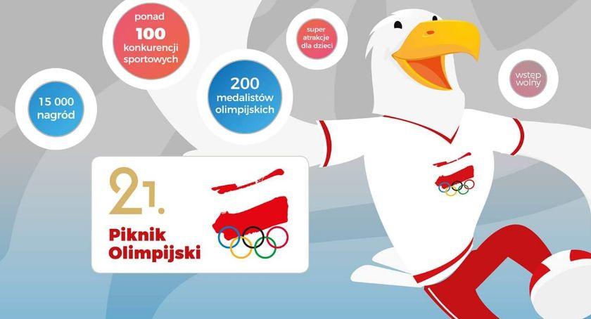 Imprezy, Wydarzenia, Piknik Olimpijski - zdjęcie, fotografia