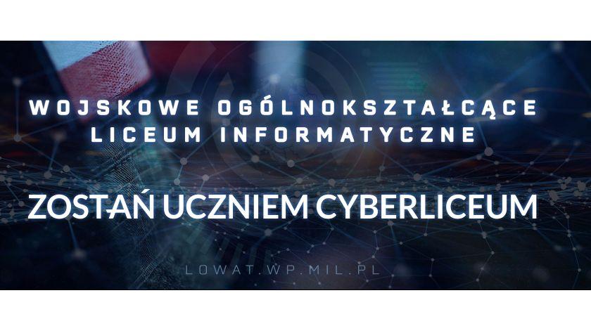 Rekrutacja do Wojskowego Ogólnokształcącego Liceum Informatycznego