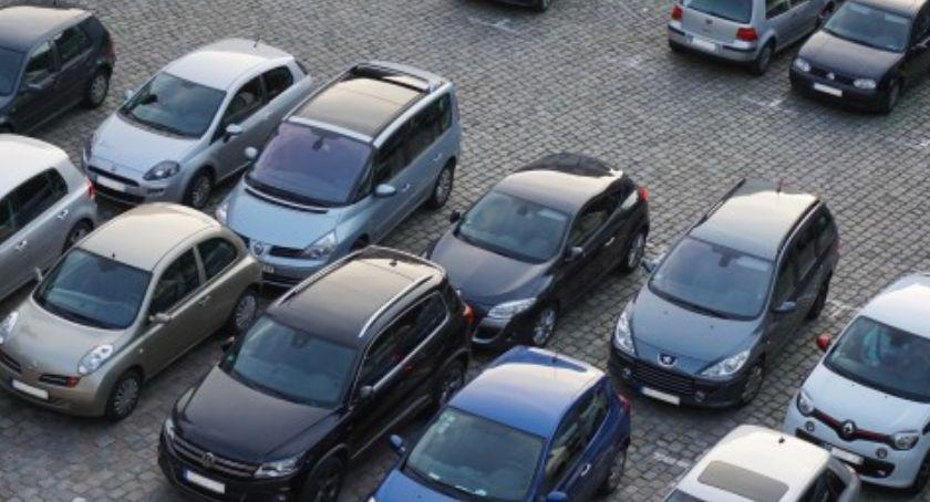Inwestycje, Jerozolimskie będzie parking - zdjęcie, fotografia