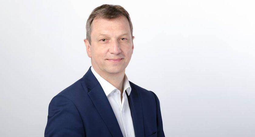 Polityka, Andrzej Halicki wybory nasza przyszłość - zdjęcie, fotografia