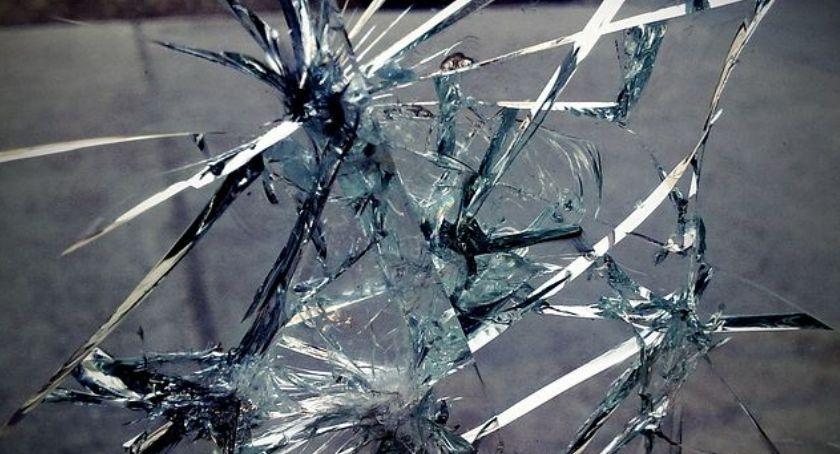 Wypadki, Jagiellońska leżało - zdjęcie, fotografia