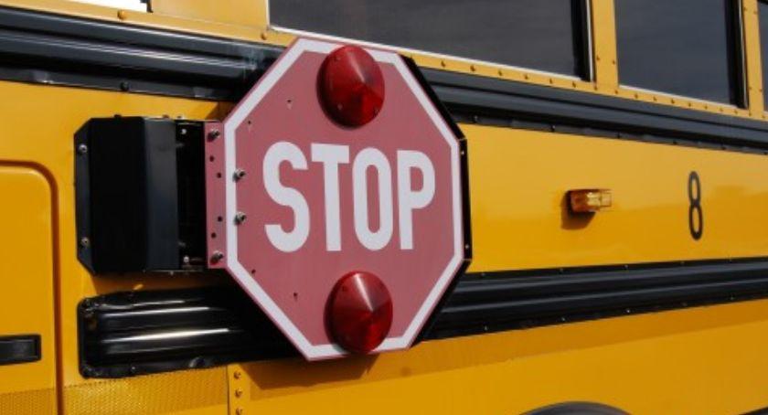 Wypadki, Wypadek autobusu szkolnego zarzuty - zdjęcie, fotografia