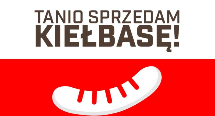 Blog, Polskie barwy reklamowe - zdjęcie, fotografia