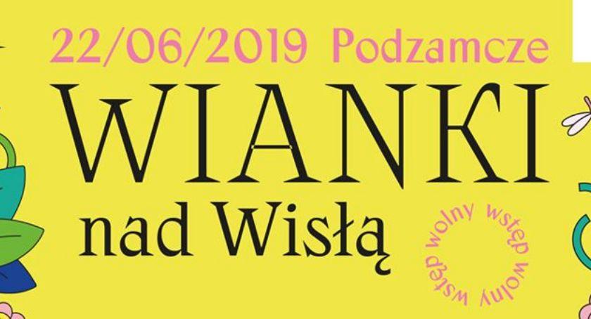 Imprezy, Wydarzenia, Wianki Wisłą Warszawa TERMIN PROGRAM - zdjęcie, fotografia