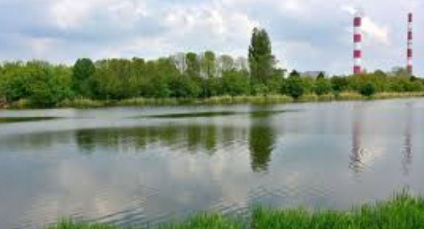 Bezpieczeństwo, Jeziorko Czerniakowskie można pływać - zdjęcie, fotografia
