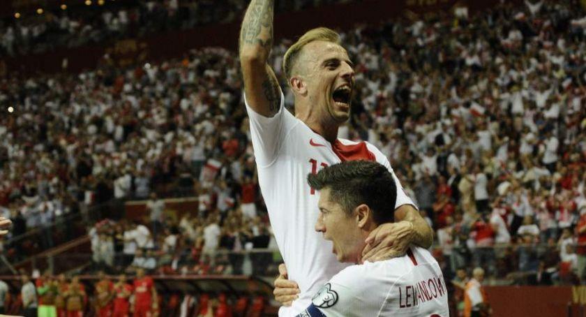 Piłka nożna, Polska rozbiła Izrael [ZDJĘCIA] - zdjęcie, fotografia