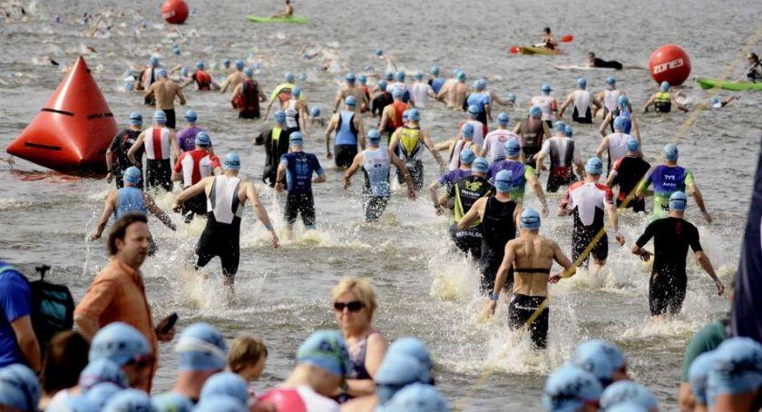 Biegi - maratony, Ironman Triathlon Warszawa [ZDJĘCIA] - zdjęcie, fotografia