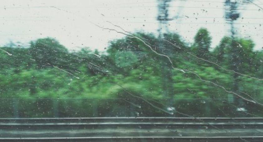 Wypadki, Mężczyzna zginął pociągiem - zdjęcie, fotografia