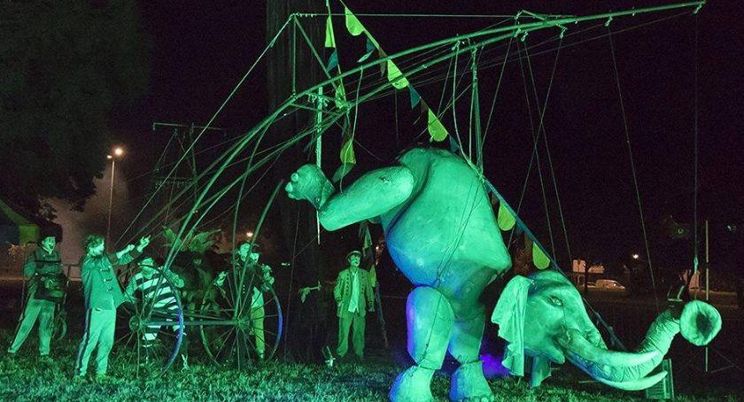 Teatry - spektakle - premiery , Sztuka Ulicy nadchodzący weekend - zdjęcie, fotografia